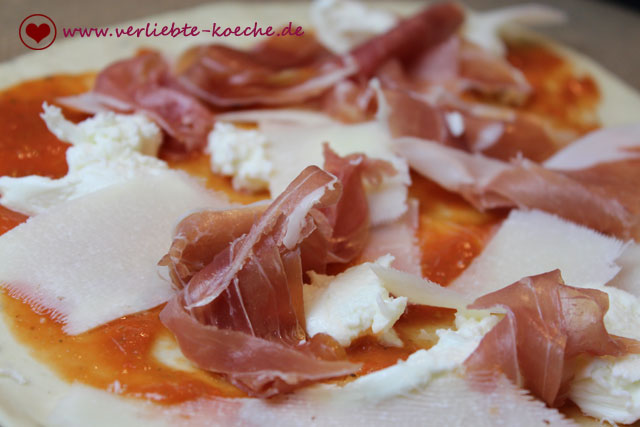 pizza-procuitto